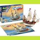 Revell 05684 Mayflower-400th Anniversary originalgetreuer...