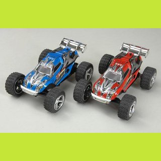 RC-Racing Speed und Stant Car - blau / rot